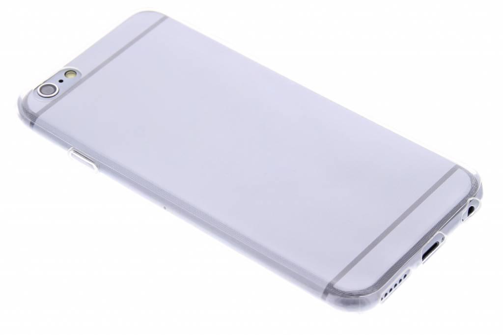 Ultra thin transparant TPU hoesje voor de iPhone 6 / 6s