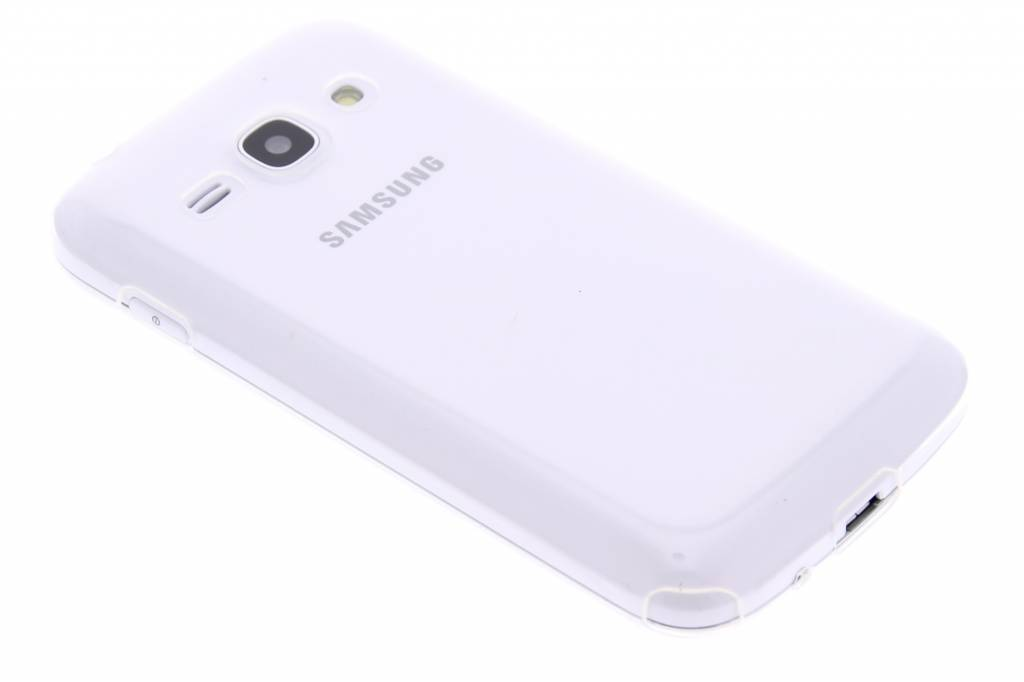 Ultra thin transparant TPU hoesje voor de Samsung Galaxy Ace 3