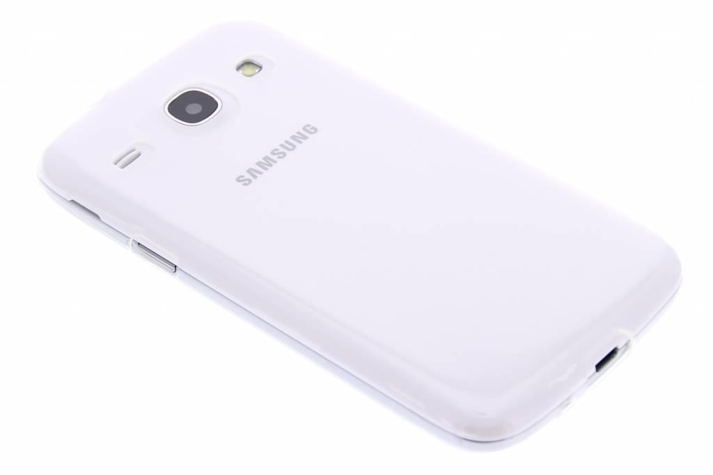 Ultra thin transparant TPU hoesje voor de Samsung Galaxy Core
