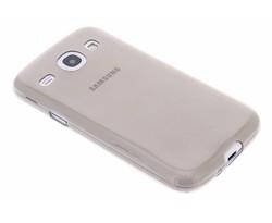Grijs utra thin transparant TPU hoesje Galaxy Core