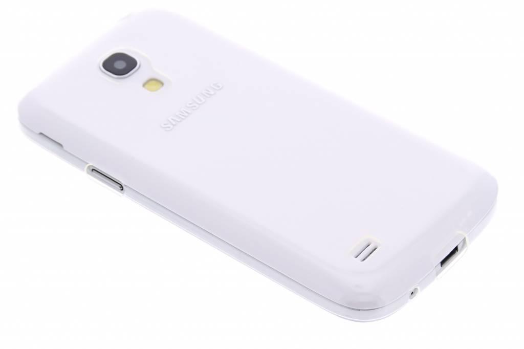 Ultra thin transparant TPU hoesje voor de Samsung Galaxy S4 Mini