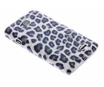 Luipaard design hardcase hoesje LG L70 / L65