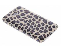 Luipaard design hardcase hoesje LG L70