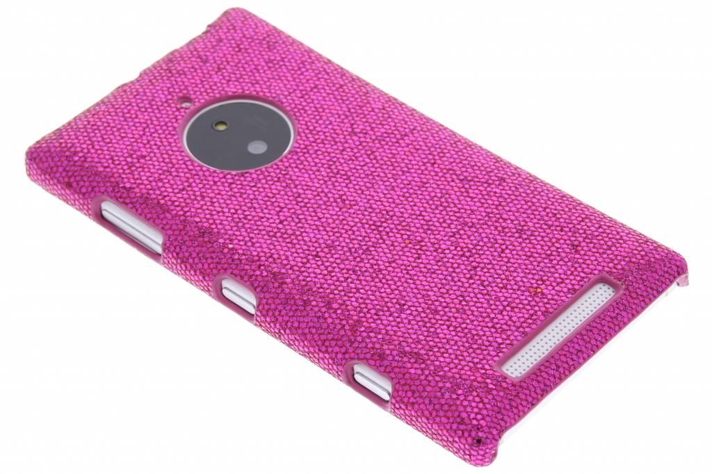 Fuchsia glamour design hardcase hoesje voor de Nokia Lumia 830