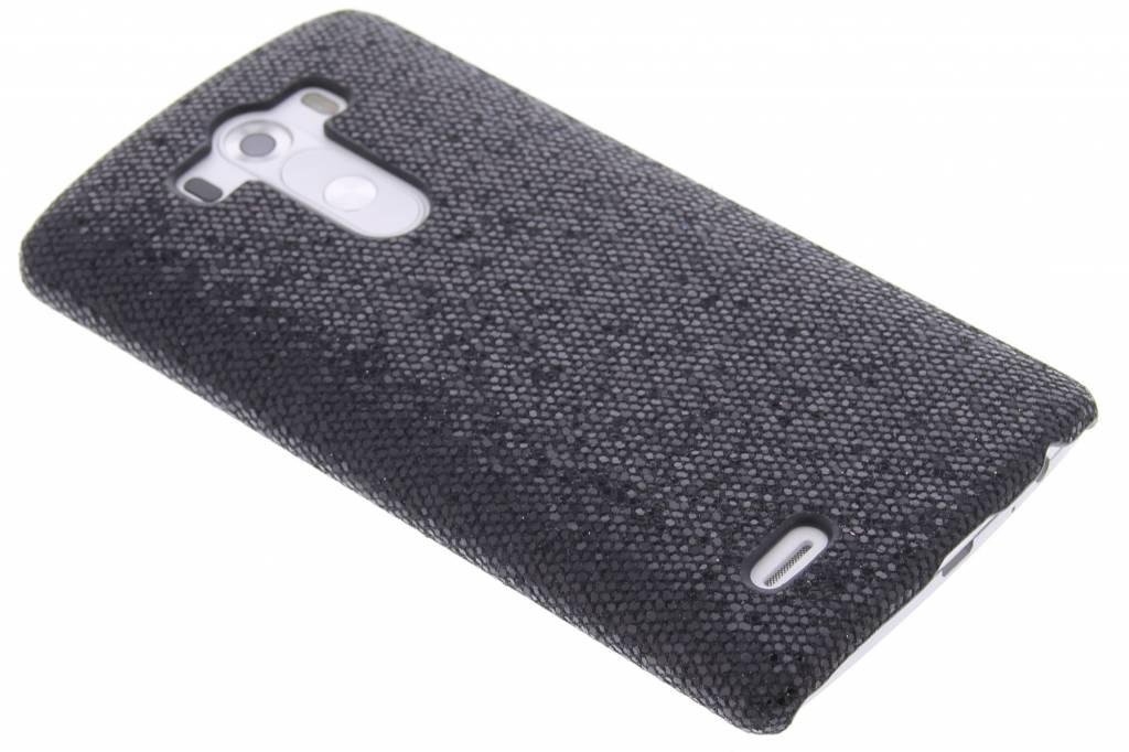 Zwart glamour design hardcase hoesje voor de LG G3