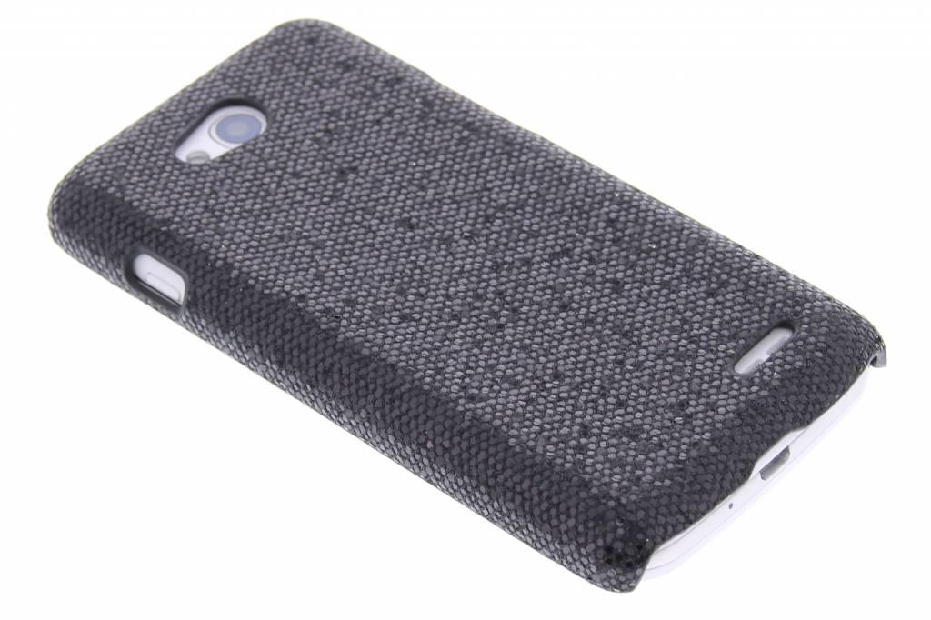 Zwart glamour design hardcase hoesje voor de LG L90