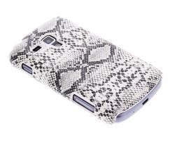 Slangen hardcase Samsung Galaxy S Duos / Trend (Plus)