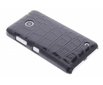 Krokodil design hardcase Nokia Lumia 630 / 635