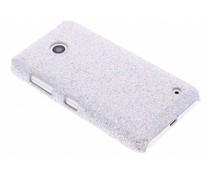 Zilver glamour design hardcase Nokia Lumia 630 / 635