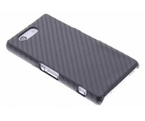 Carbon look hardcase Sony Xperia Z3 Compact