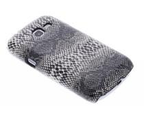 Slangen design hardcase Samsung Galaxy Trend Lite