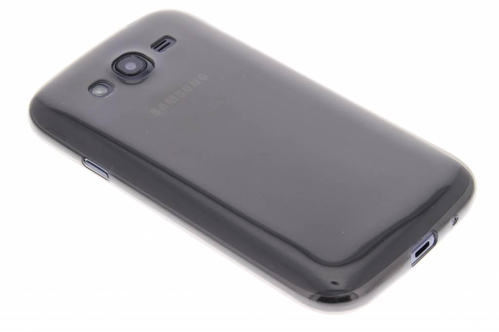 Grijs ultra thin transparant TPU hoesje voor de Samsung Galaxy Grand (Neo)