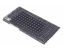 Zwart BlingBling hardcase Huawei Ascend P7