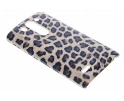 Luipaard design hardcase hoesje LG G3 S