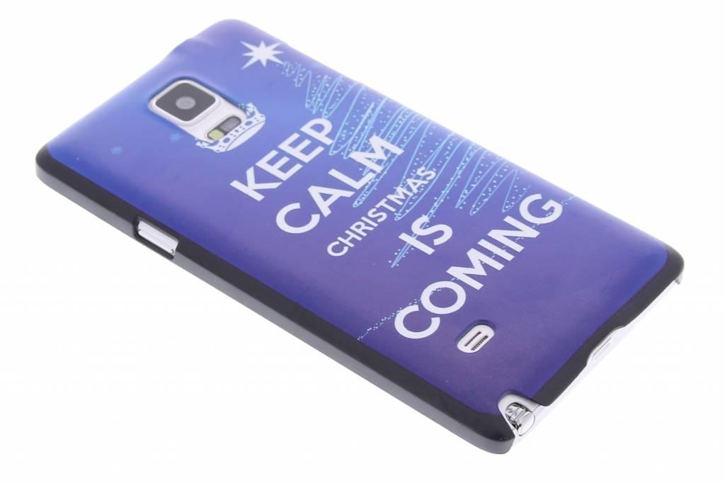Christmas Edition hardcase hoesje voor de Samsung Galaxy Note 4