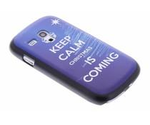 Christmas Edition hardcase Samsung Galaxy S3 Mini