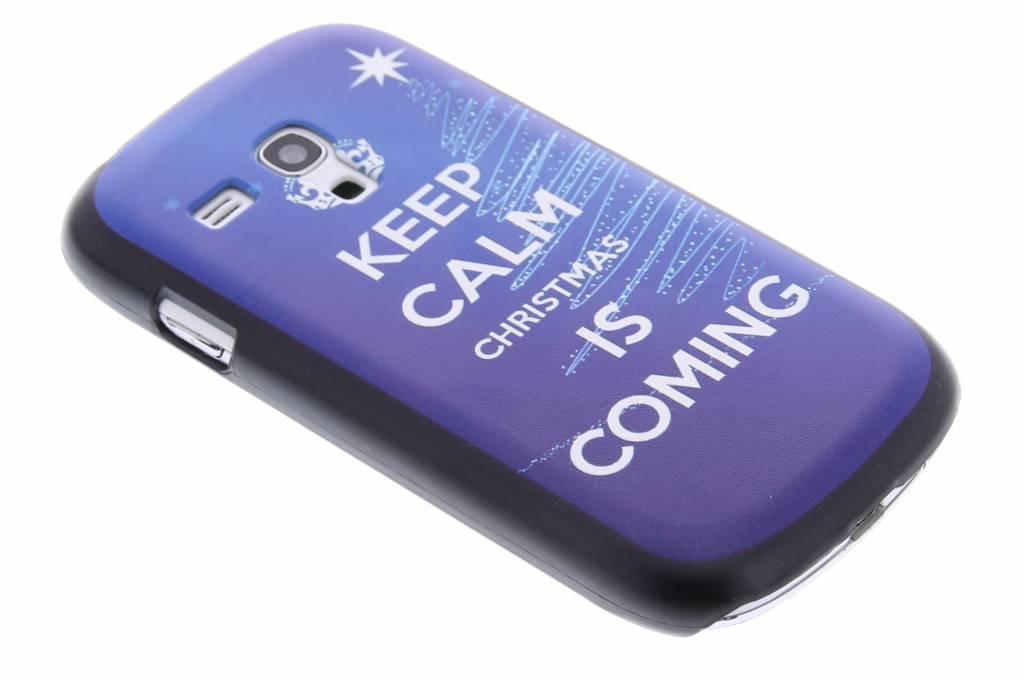 Christmas Edition hardcase hoesje voor de Samsung Galaxy S3 Mini
