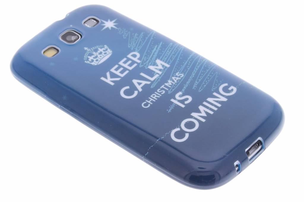 Christmas Edition TPU siliconen hoesje voor de Samsung Galaxy S3 / Neo