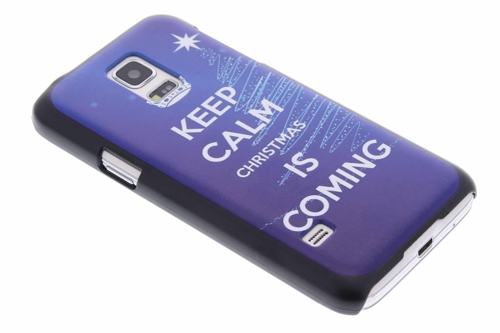 Christmas Edition hardcase hoesje voor de Samsung Galaxy S5 Mini