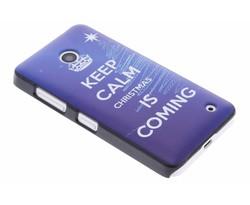 Christmas Edition hardcase Nokia Lumia 630 / 635