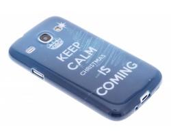 Christmas Edition TPU hoesje Samsung Galaxy Core