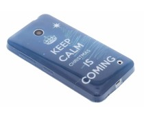 Christmas Edition TPU hoesje Nokia Lumia 630 / 635