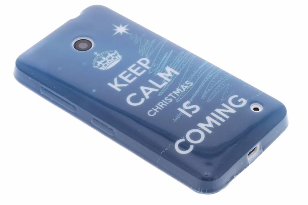 Christmas Edition TPU siliconen hoesje voor de Nokia Lumia 630 / 635