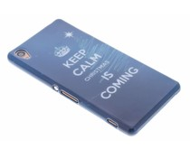 Christmas Edition TPU hoesje Sony Xperia Z3