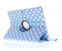 360° draaibare polka dot tablethoes Galaxy Tab S 10.5