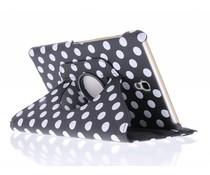 360° draaibare polka dot tablethoes Galaxy Tab S 8.4