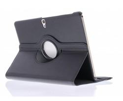 Zwart 360° draaibare tablethoes Samsung Galaxy Tab S 10.5
