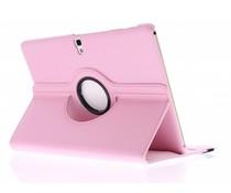 Roze 360° draaibare tablethoes Samsung Galaxy Tab S 10.5