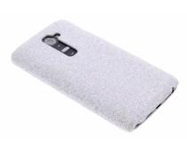 Zilver glamour design hardcase hoesje LG G2