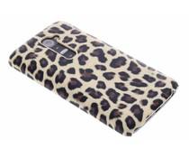 Luipaard design hardcase hoesje LG G2