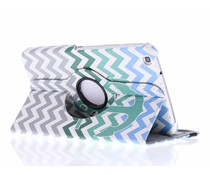 Draaibare design tablethoes Samsung Galaxy Tab 3 8.0