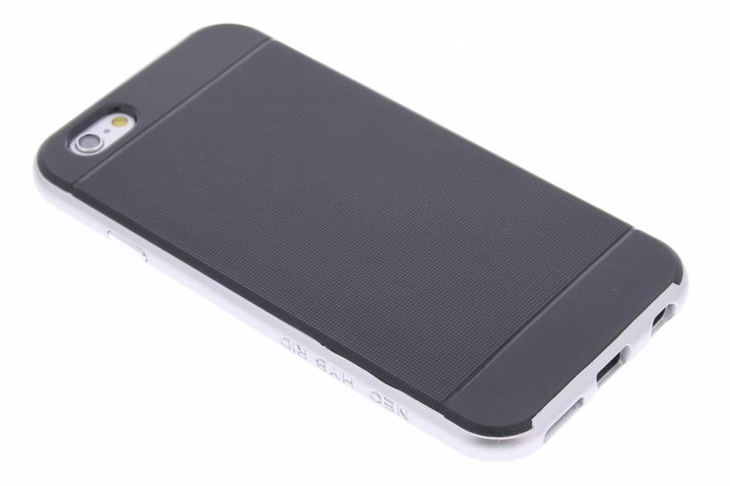 Zilveren TPU Protect Case voor de iPhone 6 / 6s