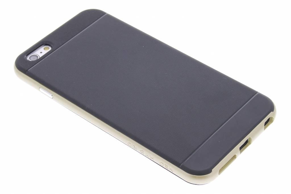 Gouden TPU Protect Case voor de iPhone 6(s) Plus