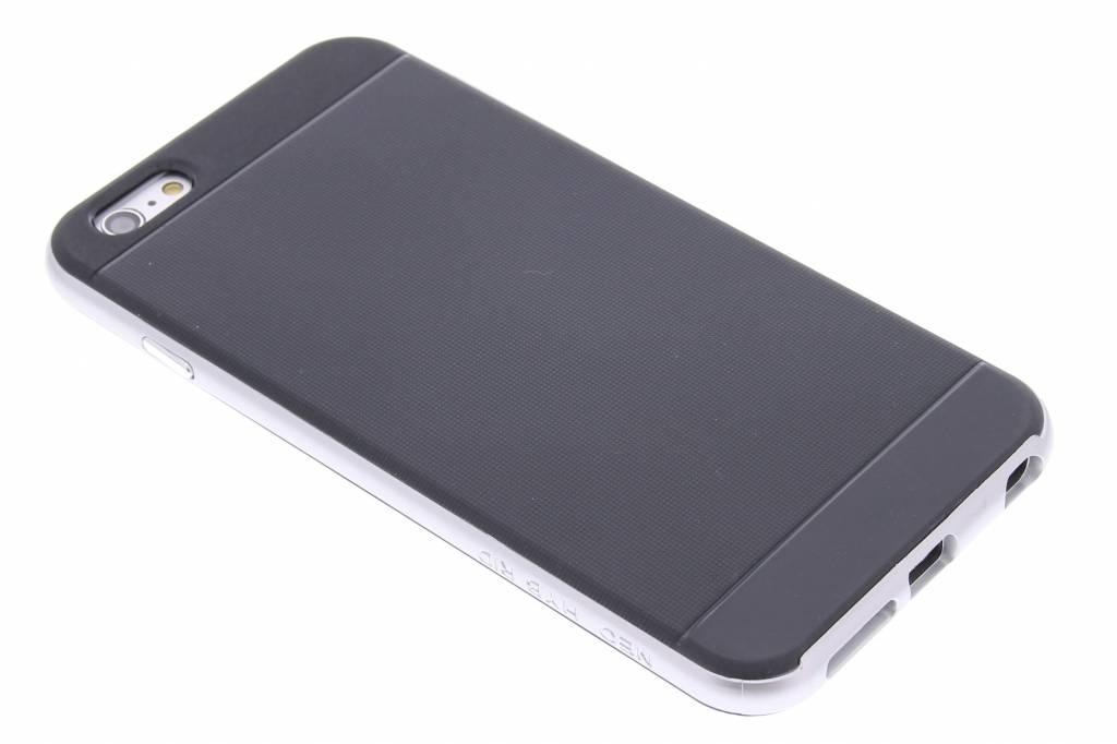 Zilveren TPU Protect Case voor de iPhone 6(s) Plus