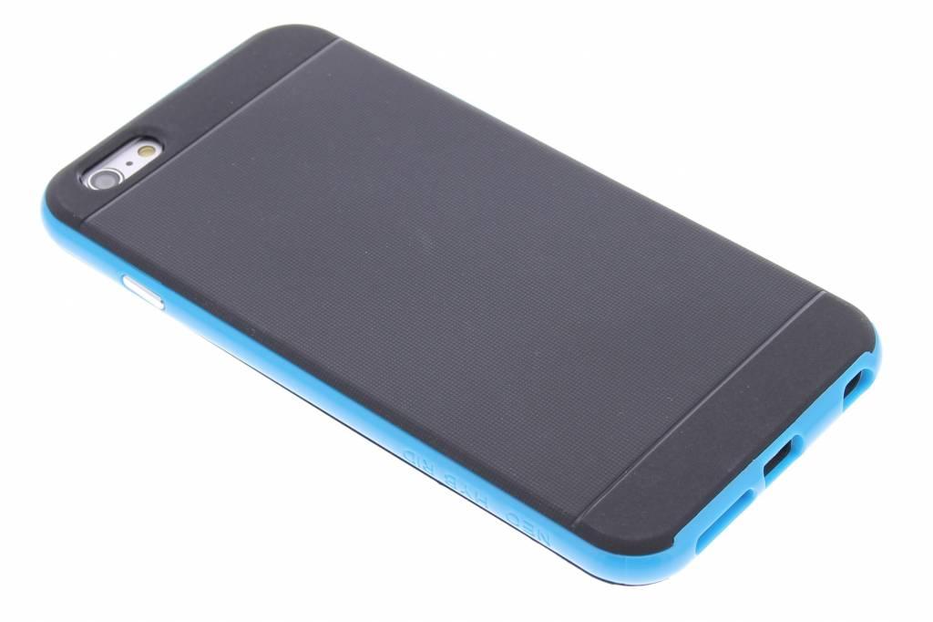 Blauwe TPU Protect Case voor de iPhone 6(s) Plus