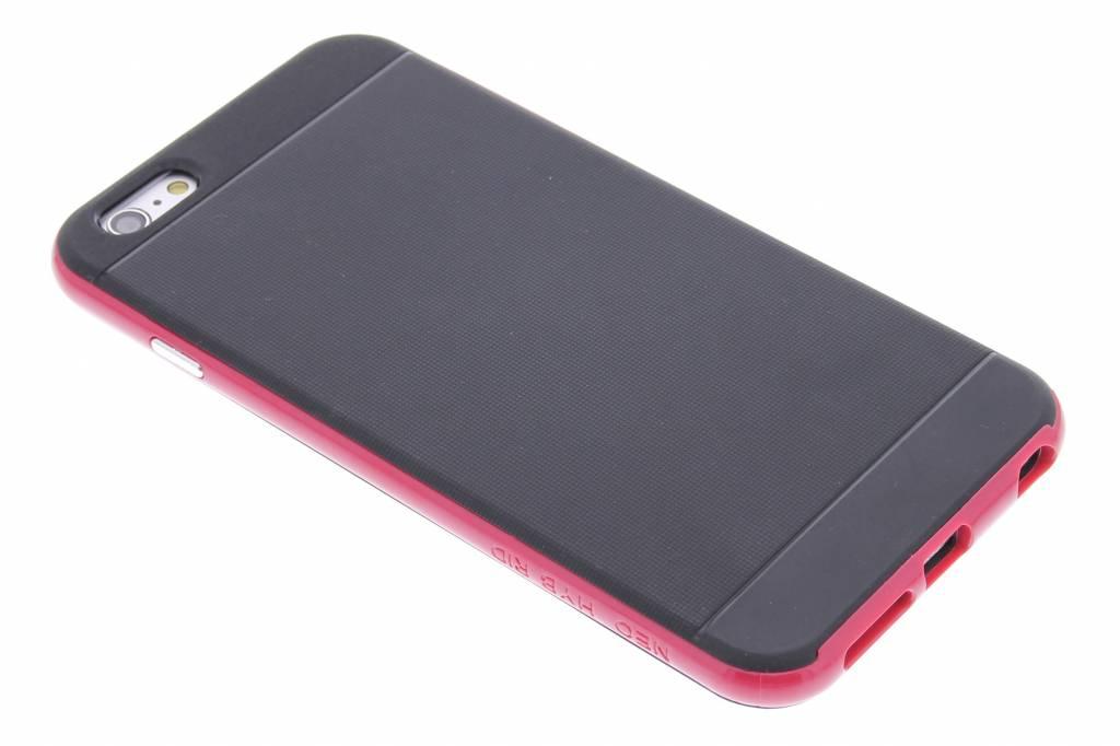 Fuchsia TPU Protect Case voor de iPhone 6(s) Plus