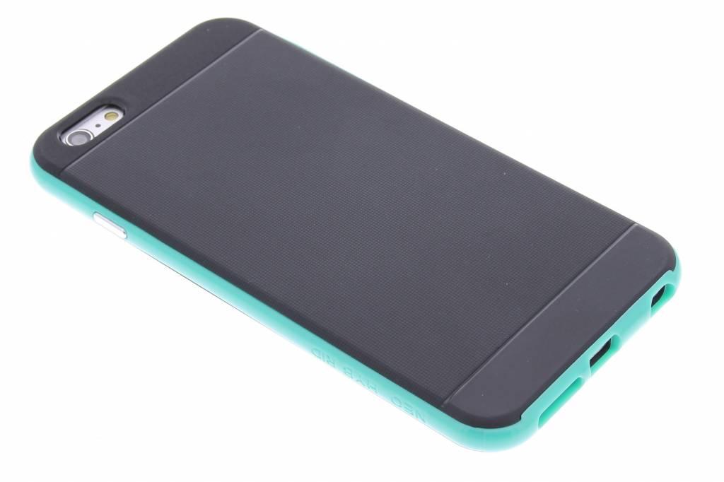 Groene TPU Protect Case voor de iPhone 6(s) Plus