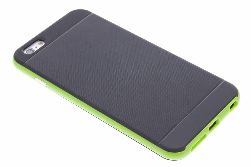 Appelgroene TPU Protect Case voor de iPhone 6(s) Plus
