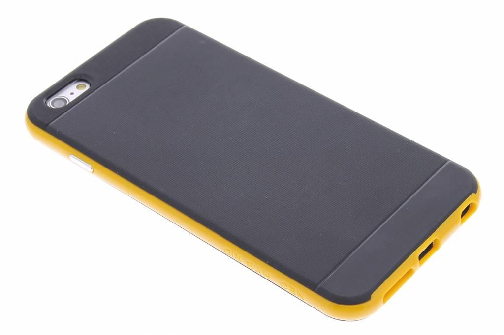 Gele TPU Protect Case voor de iPhone 6(s) Plus