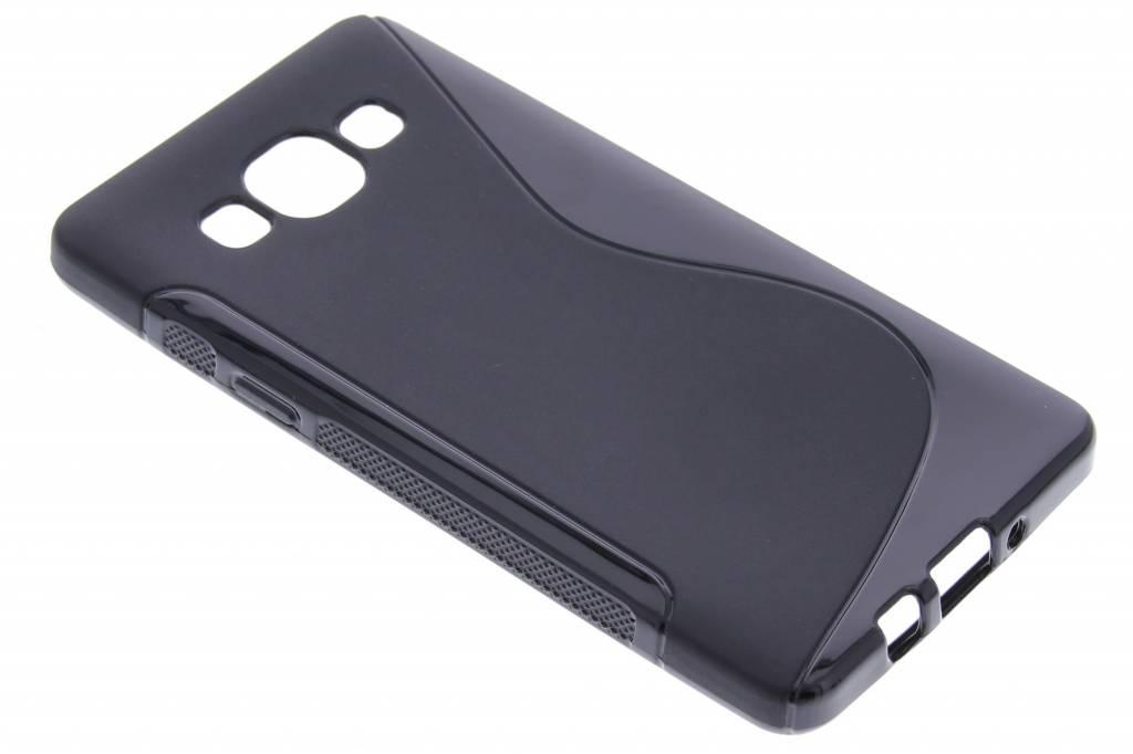 Zwart S-line TPU hoesje voor de Samsung Galaxy A5