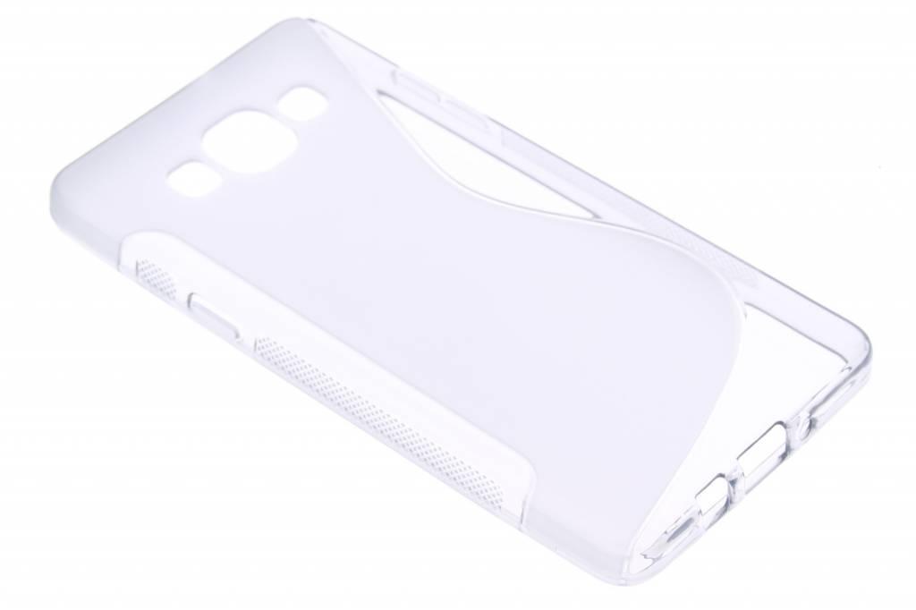 Transparant S-line TPU hoesje voor de Samsung Galaxy A5