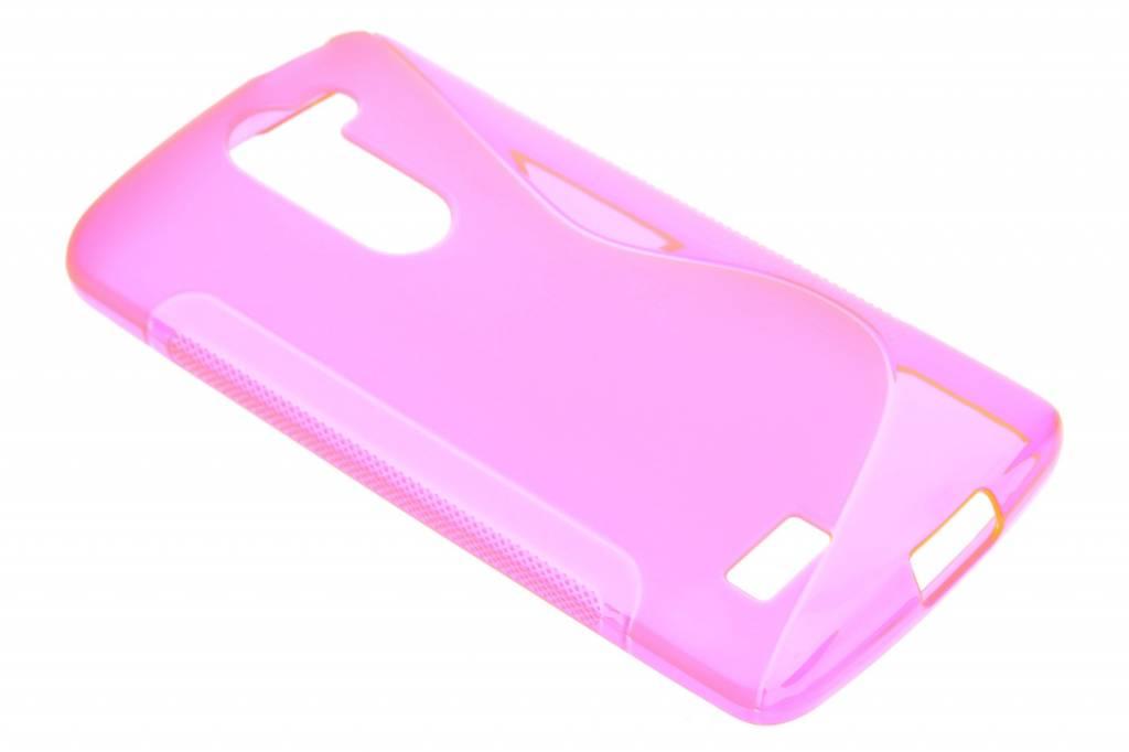 Rosé S-line TPU hoesje voor de LG L Bello / L80 Plus