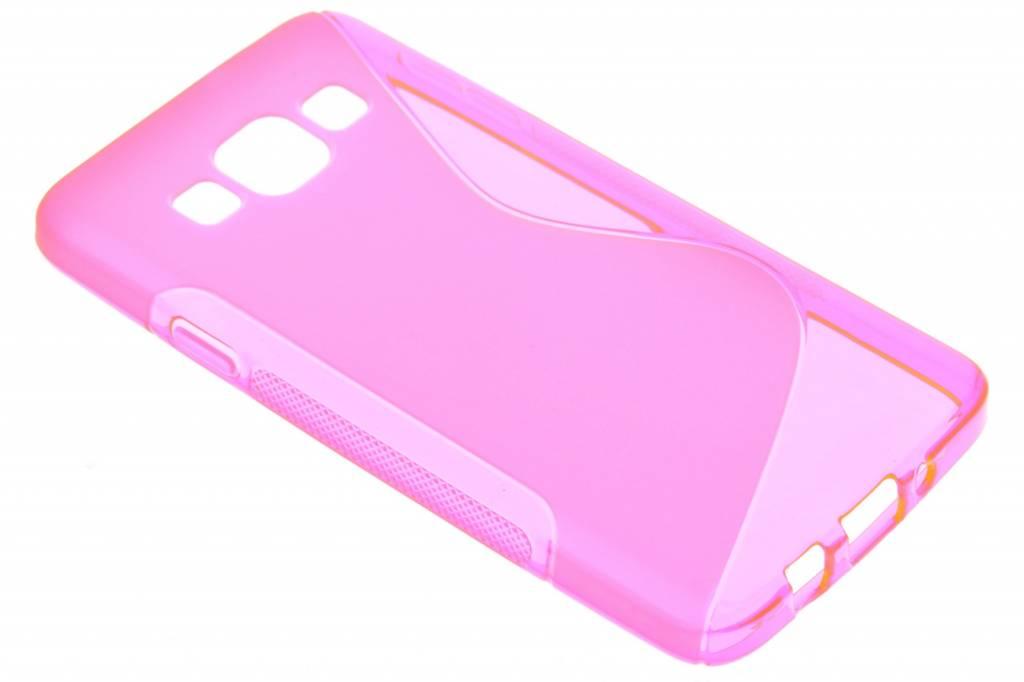 Rosé S-line TPU hoesje voor de Samsung Galaxy A3