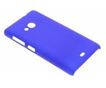 Effen hardcase hoesje Microsoft Lumia 535
