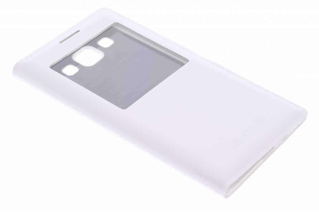 Samsung originele S View Cover voor de Galaxy A5 - wit