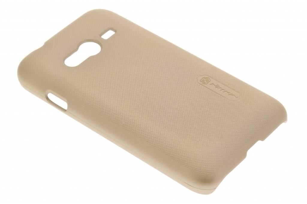 Nillkin Frosted Shield hardcase hoes voor de Samsung Galaxy Trend 2 (Lite) - goud